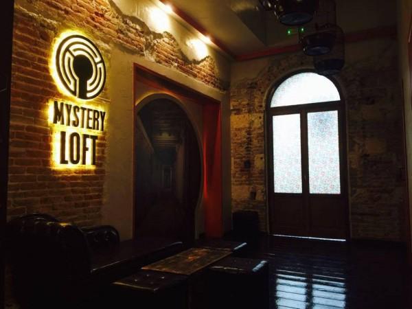 Mystery Loft